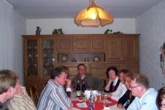 Weinprobe 2009